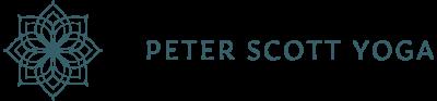 Peter Scott Yoga Logo